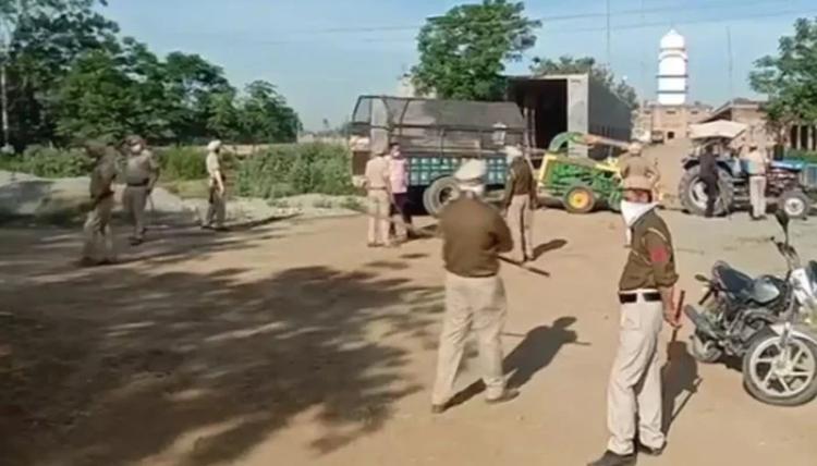 بھارتی پنجاب: 6 سالہ بچی ریپ کے بعد زندہ جلادی گئی، ملزمان گرفتار