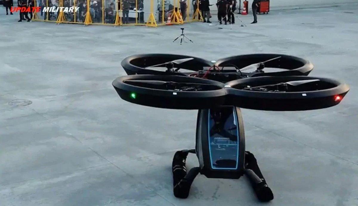 Turkey builds flying car | Dharti News