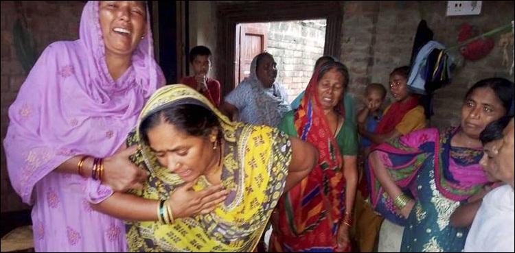 بھارت میں ایک اور وبا پھوٹ پڑی، پراسرار بیماری سے خوف و ہراس پھیل گیا