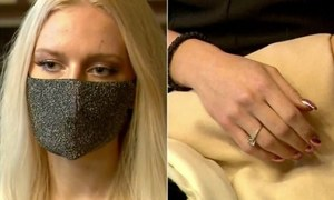 Woman sentenced to 2 years in prison for cutting off her hand for insurance money / Dharti News