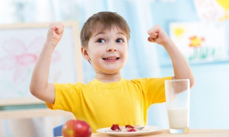 بچوں کی ہڈیوں کو مضبوط بنانے کا راز جانتے ہیں؟