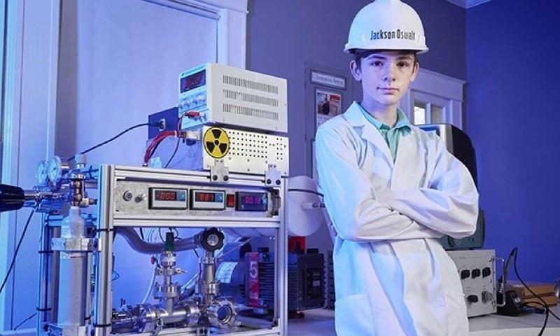 12 سالہ بچے کا وہ کارنامہ جو بڑے سائنسدان بھی نہیں کرپاتے