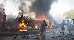 جماعت اسلامی کی ریلی میں دھماکہ متعدد افراد زخمی