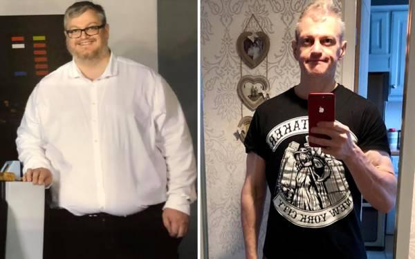 آدمی نے ایک سال میں 75 کلو وزن کم کرلیا، یہ کیسے ممکن ہوا؟ تمام موٹے افراد کو بہترین طریقہ بتادیا