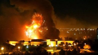 Photo of اسرائیل کے 24 گھنٹے میں دو مرتبہ غزہ پر فضائی حملے