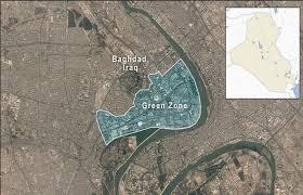 Photo of ایرانی حملے کے 24 گھنٹے بعد بغداد کے گرین زون میں راکٹ حملے