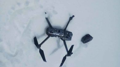 Photo of پاک فوج نے پاکستانی حدود میں داخل ہونے والا بھارتی ڈرون مار گرایا