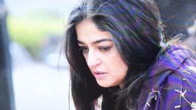 Photo of پاکستانی اداکارہ نادیہ جمیل بریسٹ کینسر کا شکار