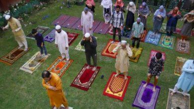 Photo of بھارت اور بنگلادیش میں آج عیدالفطر منائی جا رہی ہے